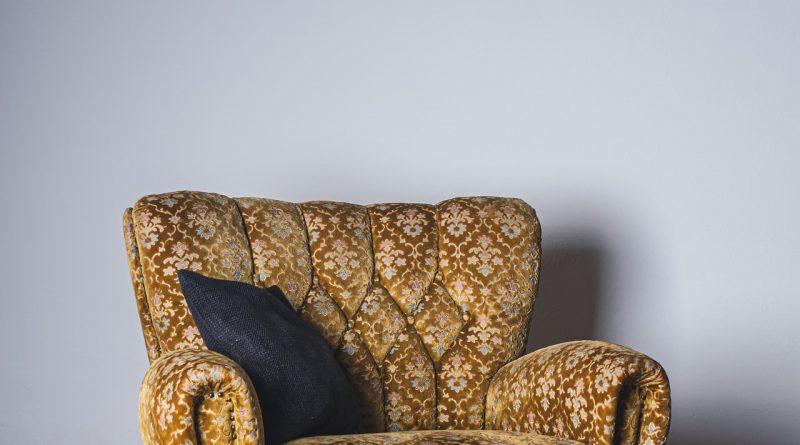 ouderwetse meubels